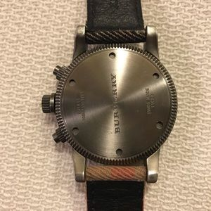Burberry Accessories - Men's Burberry Utilitarian House Watch